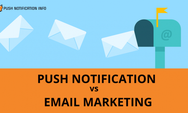 Push  Notification vs. Email Marketing: How to Choose the Right One?
